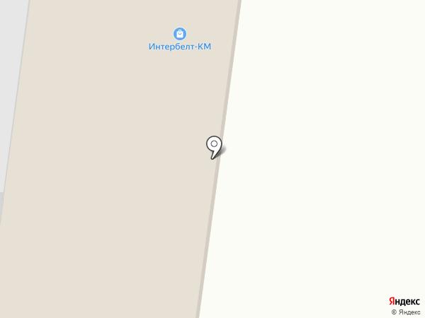 Автопром на карте Брянска