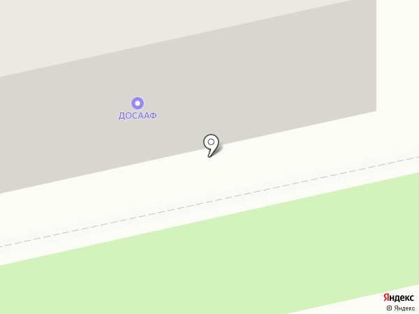 Автошкола на карте Брянска
