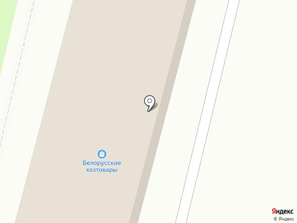 Непоседа на карте Брянска