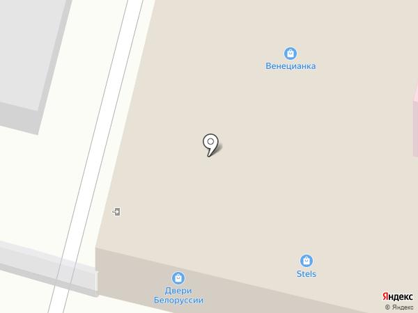 Okto PARKET на карте Брянска