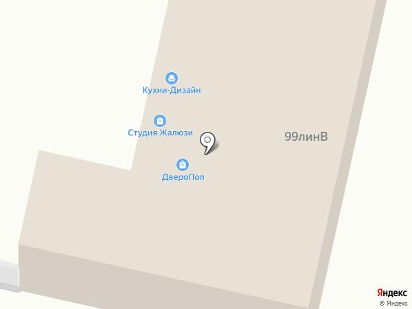 Магазин инструмента и крепежных изделий на карте Брянска