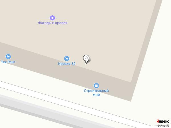 Фасады и кровля на карте Брянска
