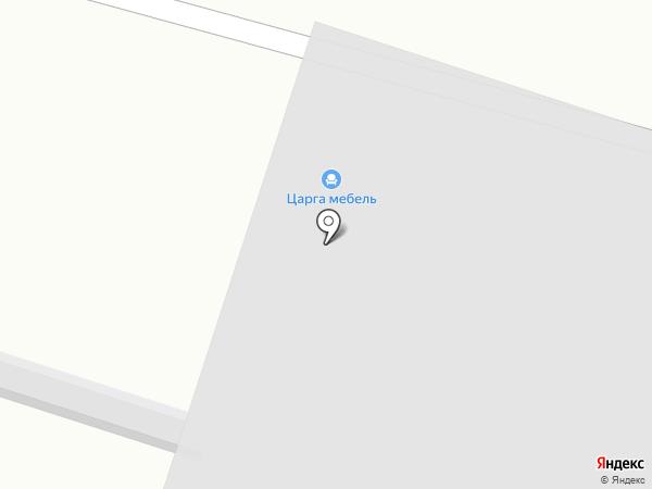 Глобус на карте Брянска
