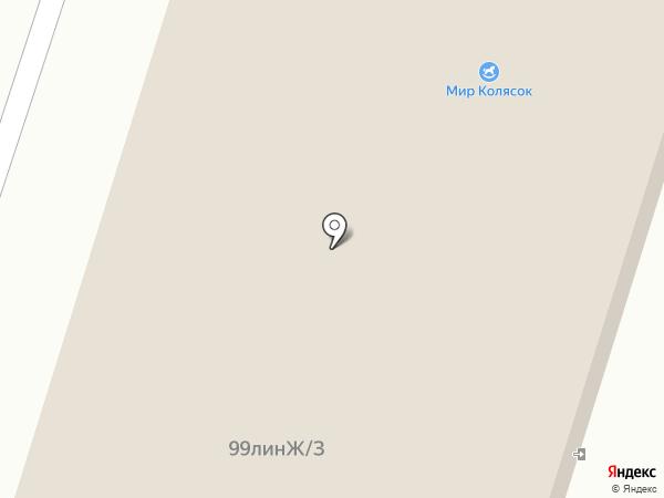 Домашний уют на карте Брянска