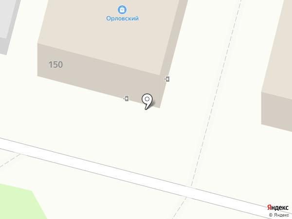 ADRENALINE на карте Брянска