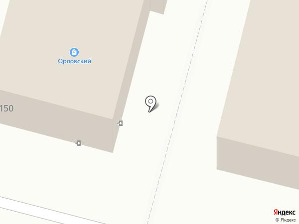 Тихая Гавань на карте Брянска