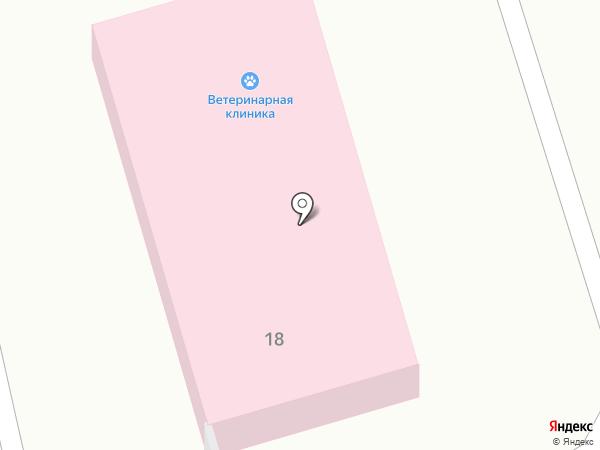 Большеполпинский ветеринарный участок на карте Брянска