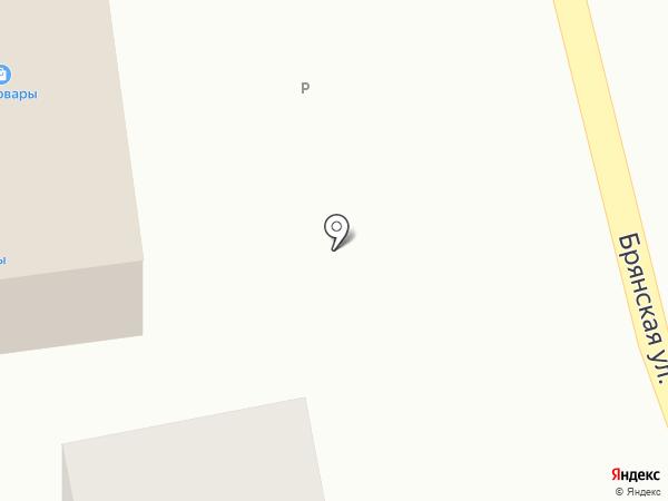 Лидер на карте Брянска