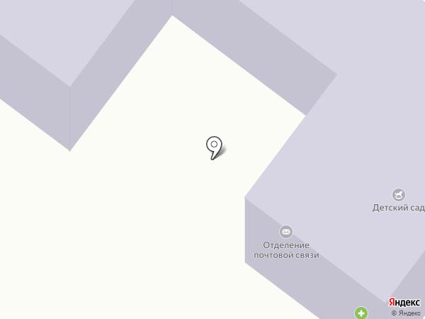 Партизантська сільська рада на карте Партизанского