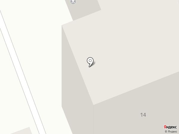 Кримінально-виконавча інспекція Ленінського району на карте Днепропетровска