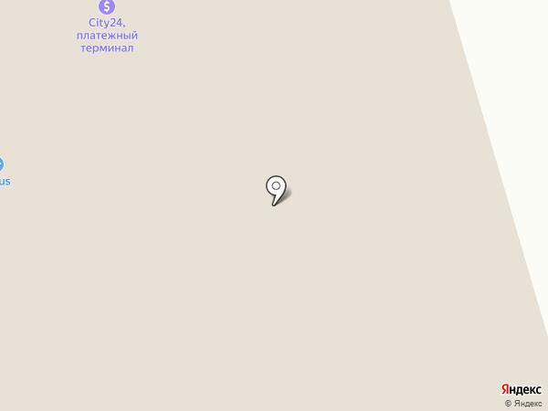 Billa на карте Днепропетровска