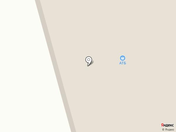Гемма, ПТ на карте Днепропетровска
