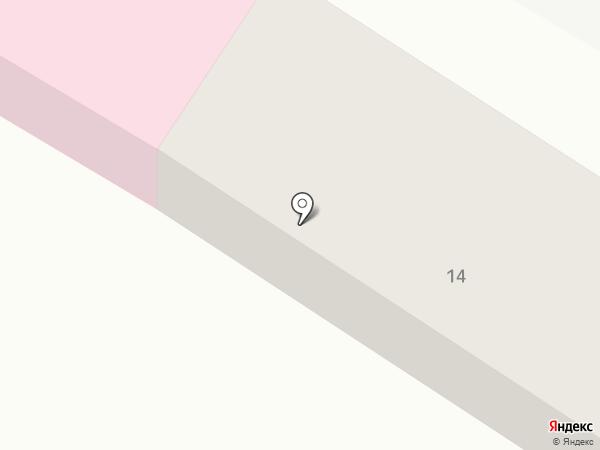 Амбулаторія №6 на карте Днепропетровска