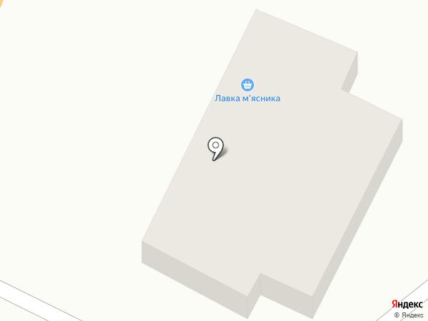 Онікс, ПТ на карте Днепропетровска