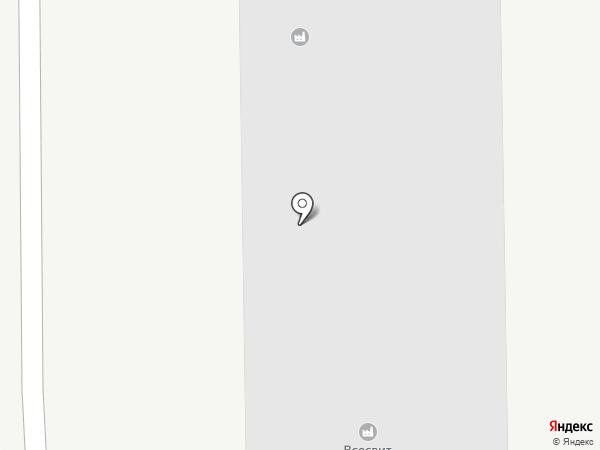 Энбис на карте Днепропетровска