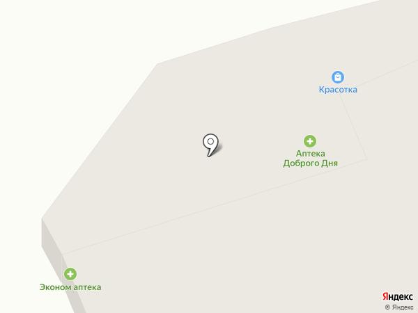 Карамелька на карте Днепропетровска