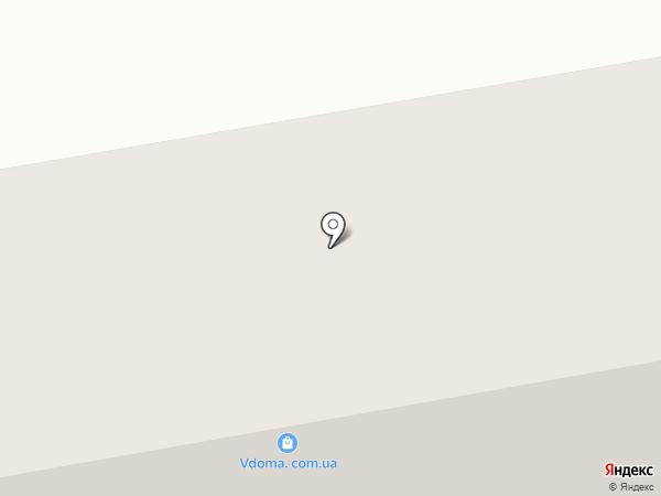 EDS-shop на карте Днепропетровска