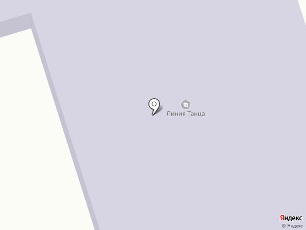 Спеціалізована середня загальноосвітня школа №134 гуманістичного навчання та виховання на карте Днепропетровска