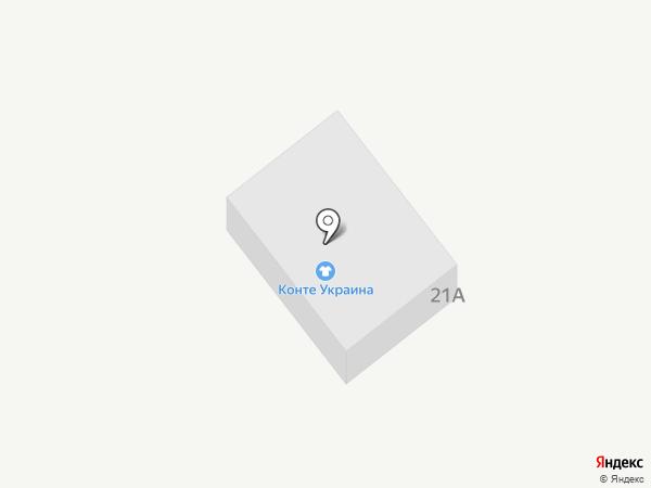 ГИПЕРИОН-Д на карте Днепропетровска