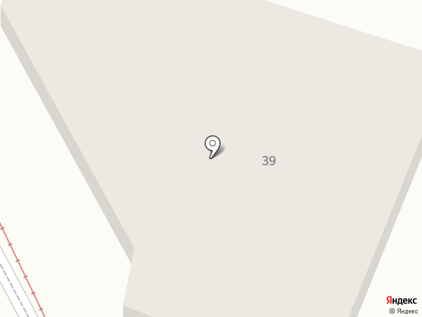 Апшерон на карте Днепропетровска