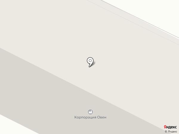 Ликопак на карте Днепропетровска