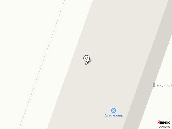 Фараон, ПТ на карте Днепропетровска