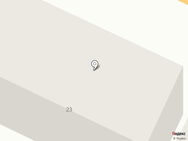 2XU на карте Днепропетровска