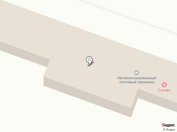ЕвроСтиль Shopping на карте Днепропетровска