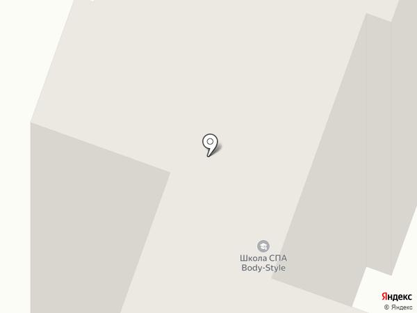 Шара на карте Днепропетровска