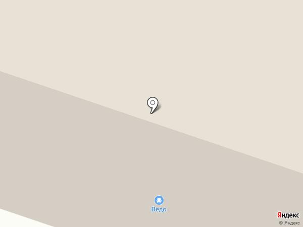 ВЕДО на карте Днепропетровска