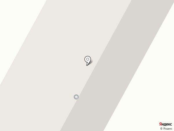 Козачок на карте Днепропетровска