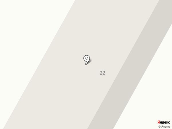 Амбулаторія №5 на карте Днепропетровска