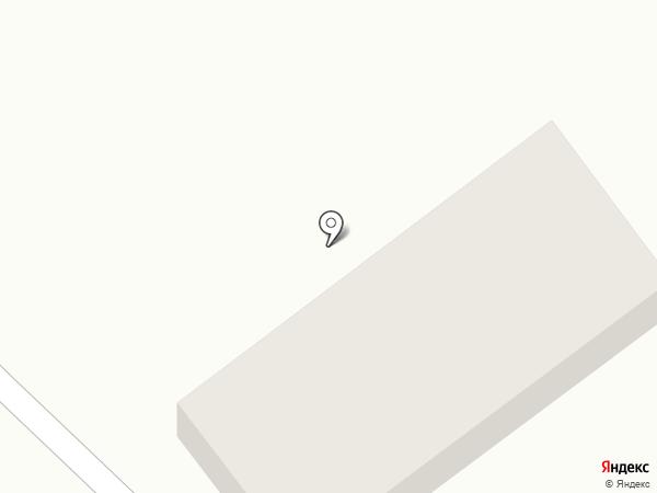 Спасский питомник на карте Днепропетровска