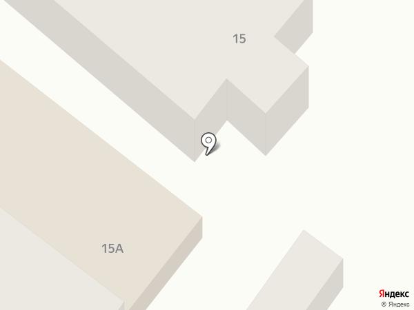 ОДЖАХ на карте Днепропетровска