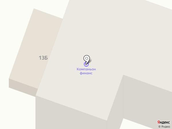 Ломбард на карте Днепропетровска