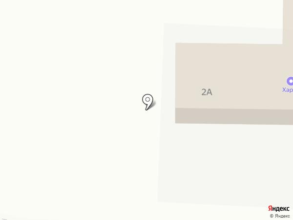 ХАРОН на карте Днепропетровска