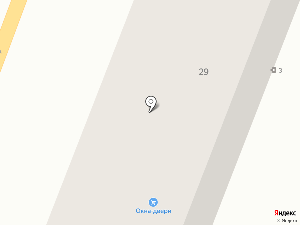 НОВЫЙ на карте Днепропетровска