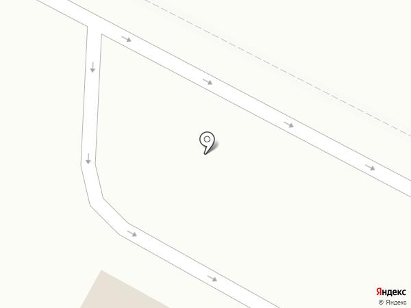 АЗС Юкон-сервис на карте Днепропетровска