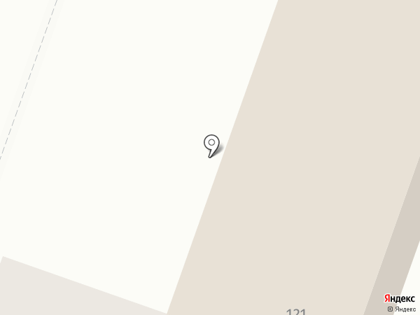 Банкомат, ПРАВЭКС-БАНК на карте Днепропетровска