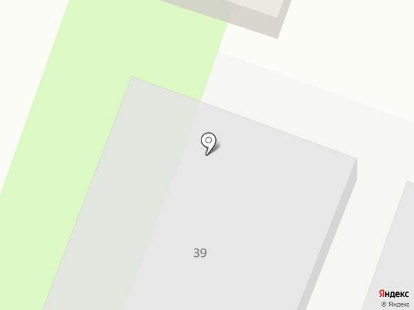 Автопроминь на карте Днепропетровска