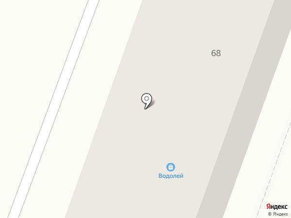 ВОДОЛЕЙ на карте Днепропетровска