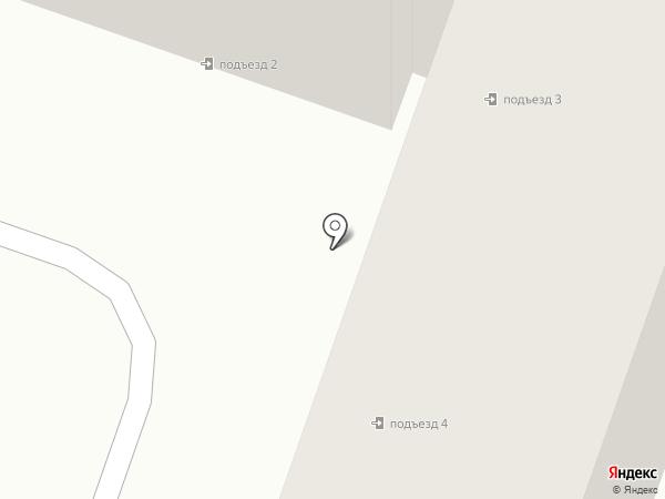 Почтовое отделение №61 на карте Днепропетровска