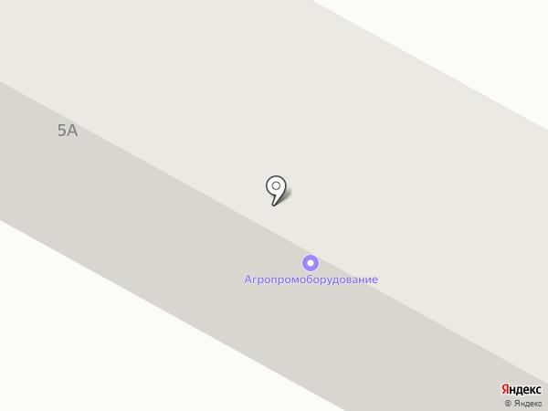 Агропромоборудование на карте Днепропетровска
