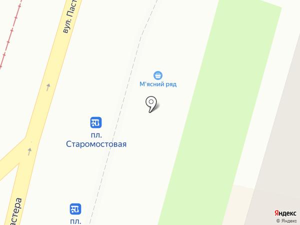 Швидко займ на карте Днепропетровска