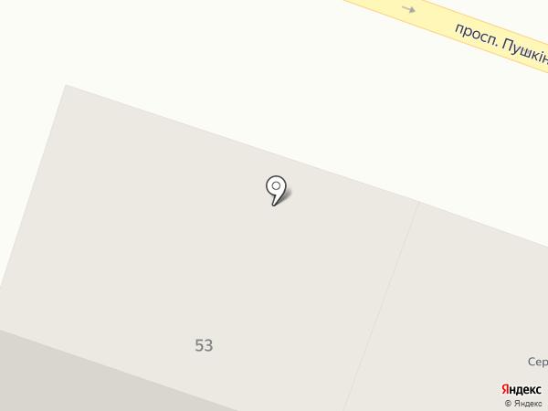 ФотоsectorRa на карте Днепропетровска