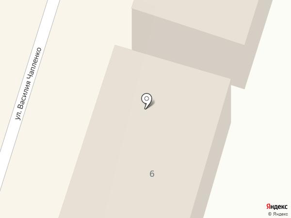 Оптовая компания на карте Днепропетровска