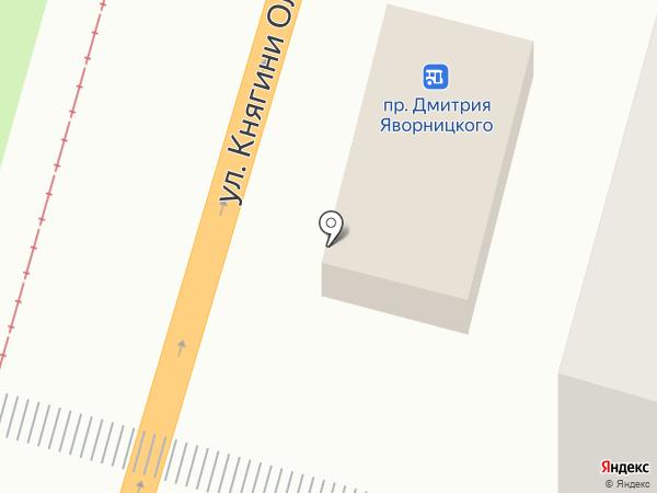 Star Mobile на карте Днепропетровска