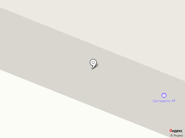 Сюита на карте Днепропетровска