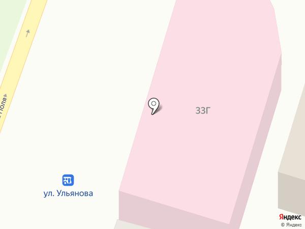 Steko на карте Днепропетровска