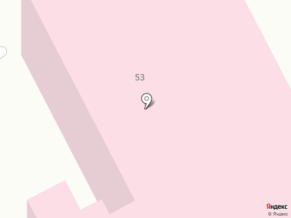 Дніпропетровська міська дитяча стоматологічна поліклініка №1 на карте Днепропетровска